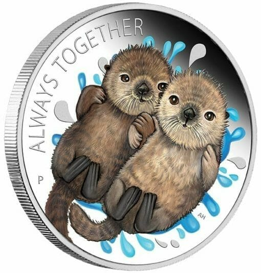 2020 Always Together 1/2oz .9999 Silver Proof Coin 2