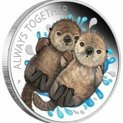 2020 Always Together 1/2oz .9999 Silver Proof Coin 6