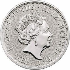 2020 The Royal Arms 1oz .999 Silver Bullion Coin 4