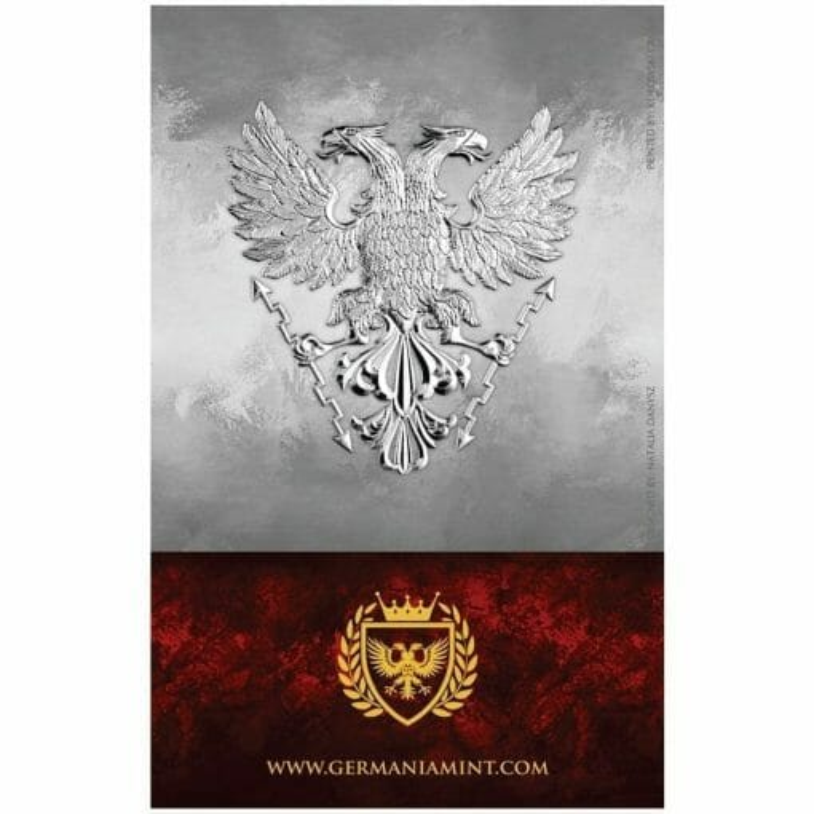 2019 Mythical Forest - Oak Leaf 1oz .9999 Silver Coin - World Money Fair Exclusive 2
