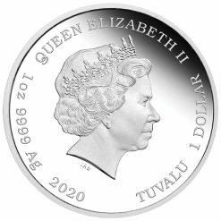 2020 emoji ™ Celebration 1oz .9999 Silver Proof Coin 7
