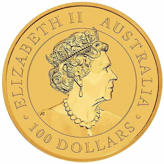 2020 Hand of Faith 1oz .9999 Gold Bullion Coin 5