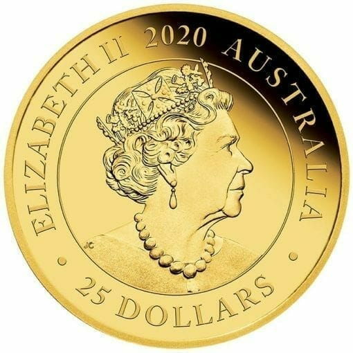 2020 Australian Sovereign Gold Proof Coin 3