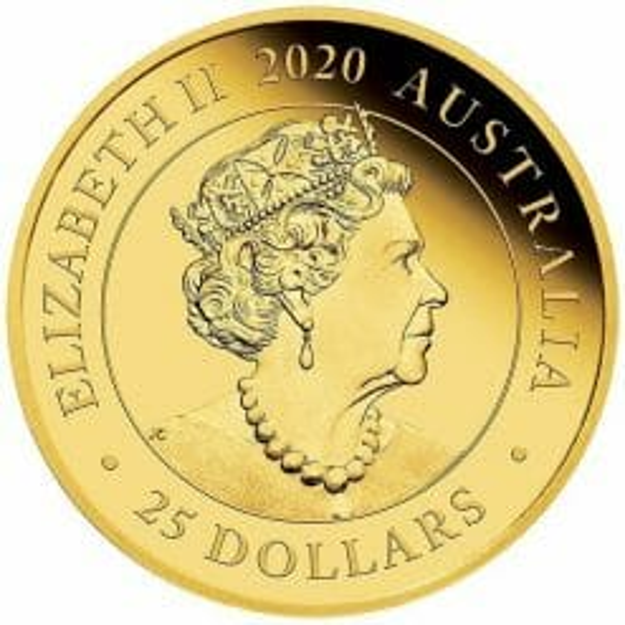 2020 Australian Sovereign Gold Proof Coin 7