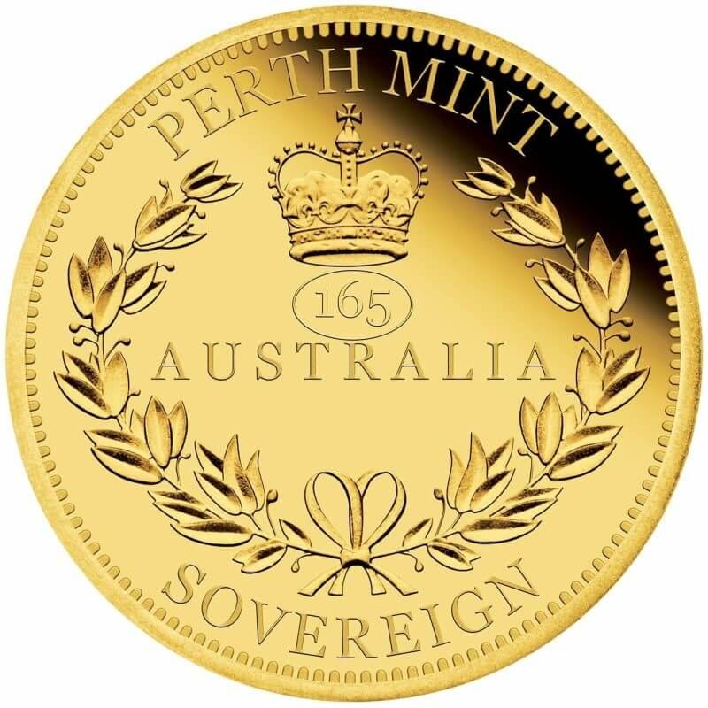 2020 Australian Sovereign Gold Proof Coin 1