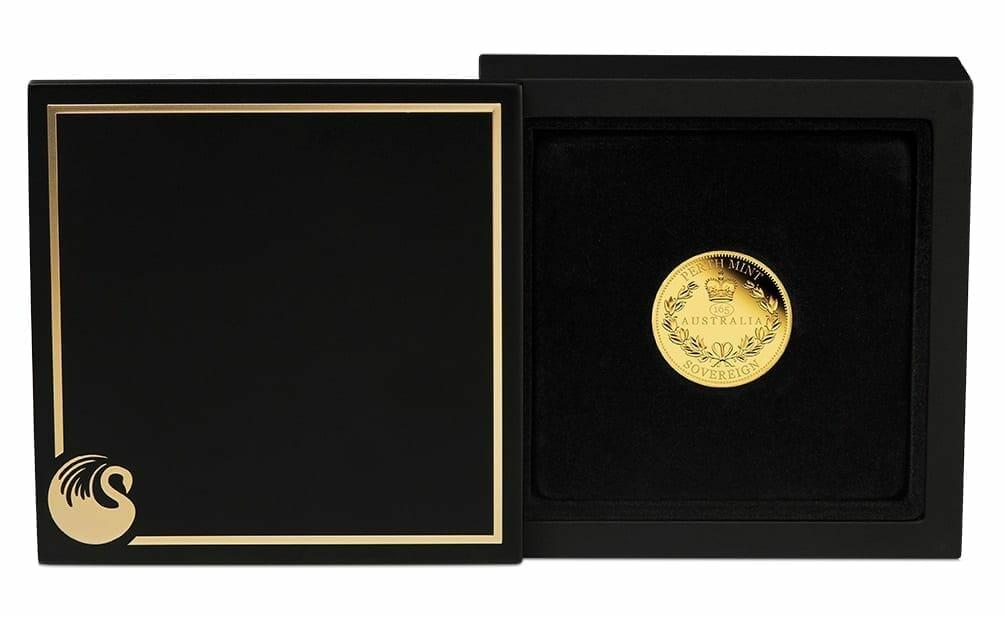 2020 Australian Sovereign Gold Proof Coin 4