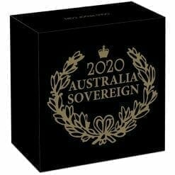 2020 Australian Sovereign Gold Proof Coin 9