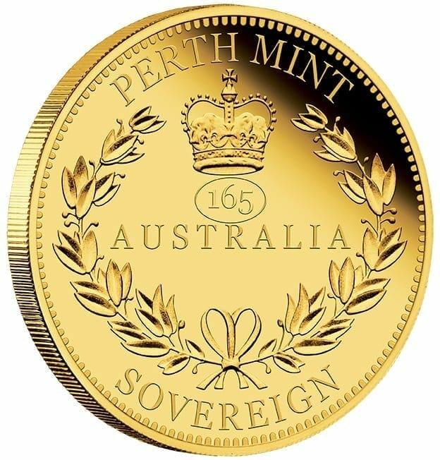 2020 Australian Sovereign Gold Proof Coin 2