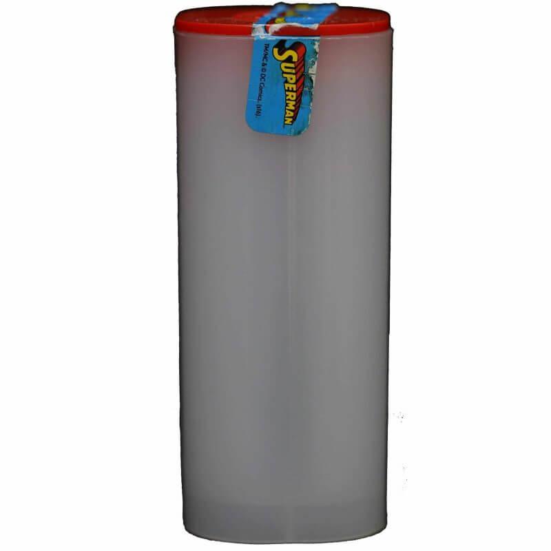 Empty 1oz Silver Maple Leaf Tube - Superman Edition – Fits 25 / 38mm 1
