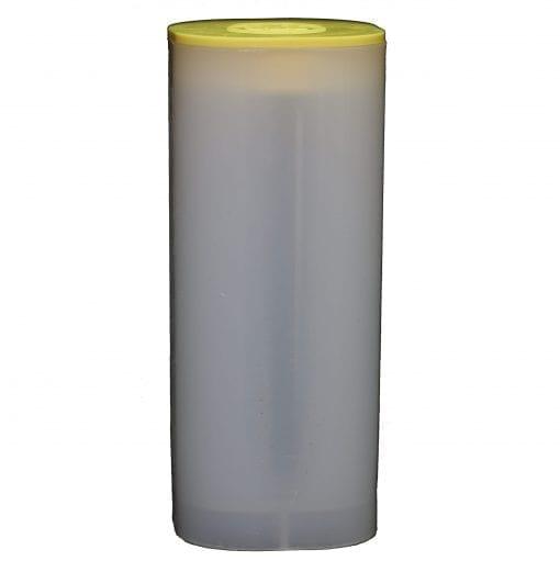 Empty 1oz Silver Maple Leaf Tube - Fits 25 / 38mm 1
