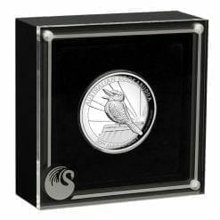 2020 Australian Kookaburra 1oz .9999 Silver Proof High Relief Coin 8