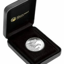 2020 Australian Wedge-Tailed Eagle 2oz .9999 Silver Proof Piedfort Coin 8