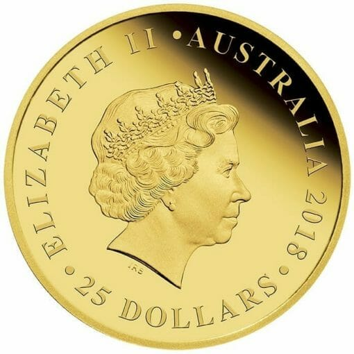 2018 Australia Sovereign Gold Proof Coin 3