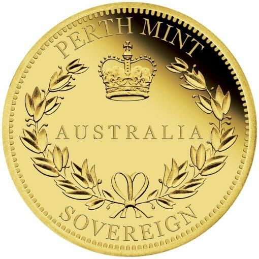 2018 Australia Sovereign Gold Proof Coin 1