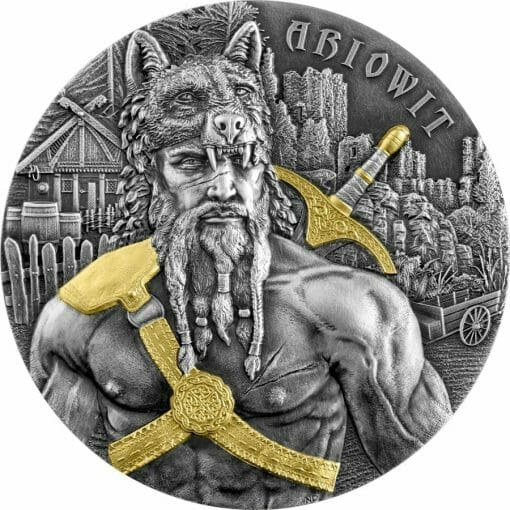 2020 The Warriors - Ariowit 2oz .9999 High Relief Silver Coin 1