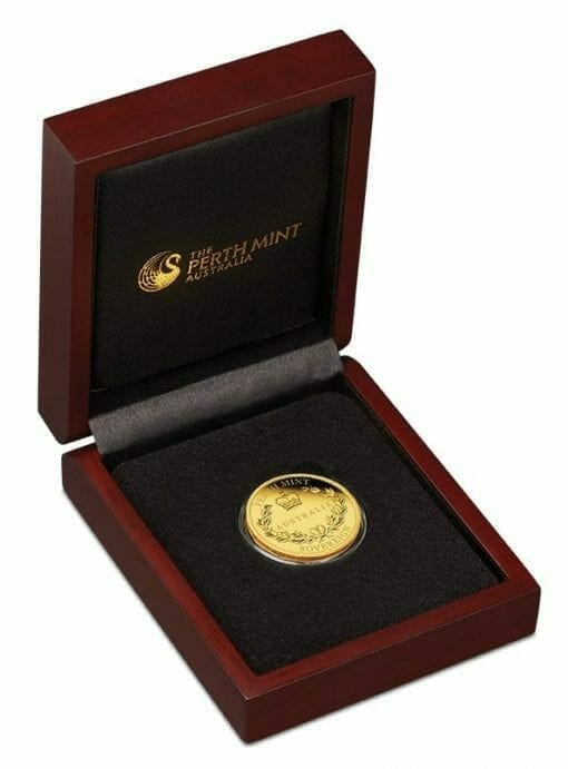 2018 Australia Sovereign Gold Proof Coin 4