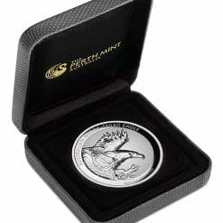 2020 Australian Wedge-Tailed Eagle 5oz .9999 Silver Proof Incused High Relief Coin 8