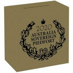 2020 Australia Sovereign Gold Proof High Relief Piedfort Coin 9