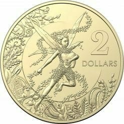2020 $2 Tooth Fairy Uncirculated Coin in Card - AlBr 4
