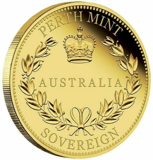 2018 Australia Sovereign Gold Proof Coin 2