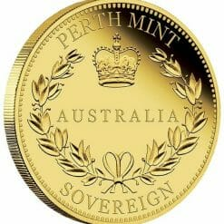 2018 Australia Sovereign Gold Proof Coin 6