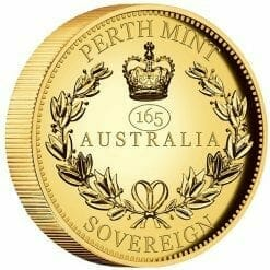 2020 Australia Sovereign Gold Proof High Relief Piedfort Coin 6