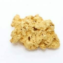 Natural Western Australian Gold Nugget - 135.67g / 4.36oz t 14