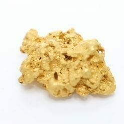 Natural Western Australian Gold Nugget - 135.67g / 4.36oz t 15