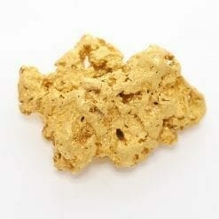 Natural Western Australian Gold Nugget - 135.67g / 4.36oz t 11