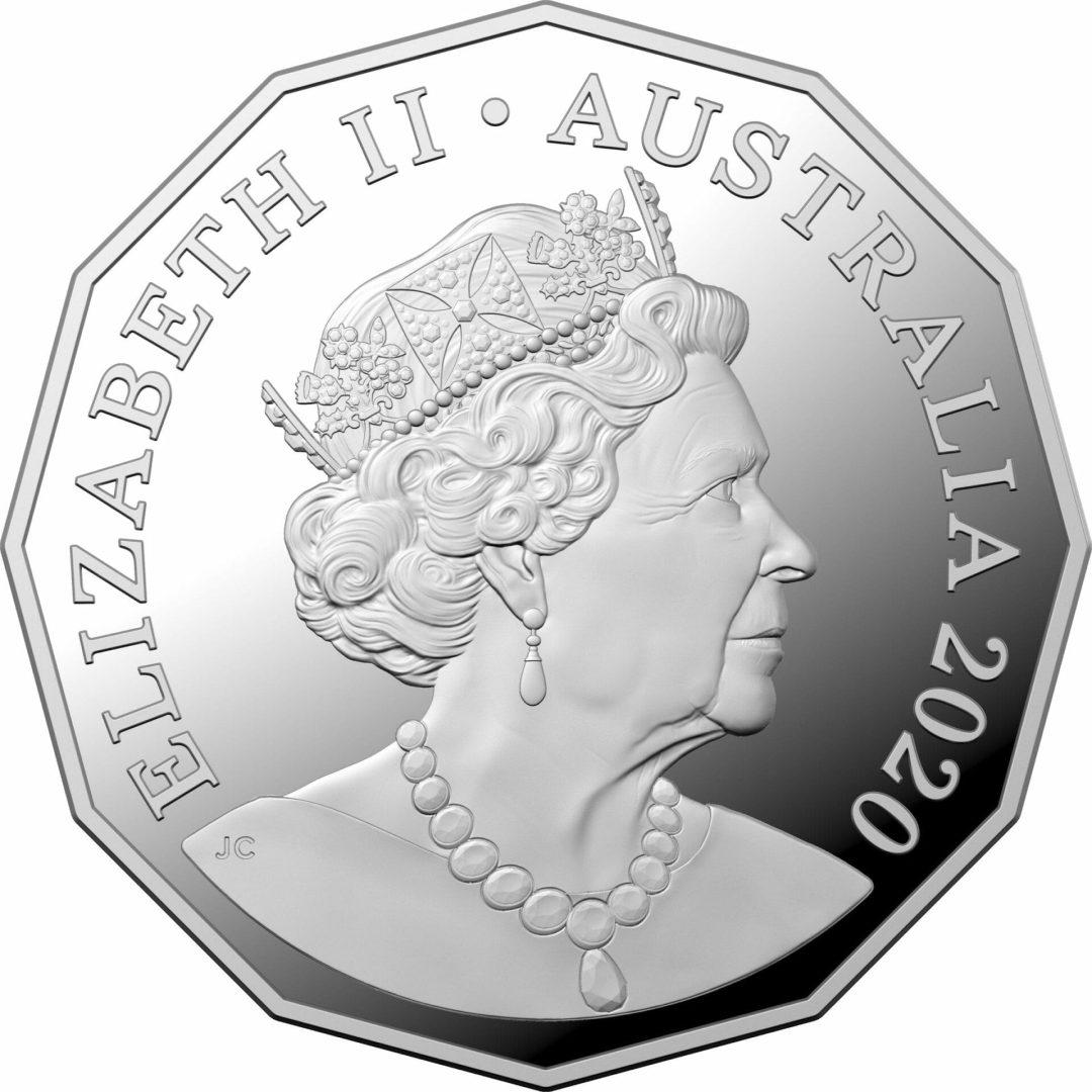 2020 6th Portrait - A New Effigy Era .999 Silver Proof Six Coin Year Set 22