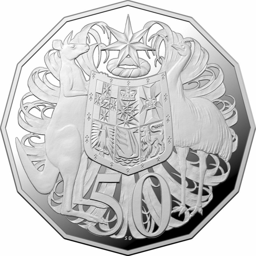 2020 6th Portrait - A New Effigy Era .999 Silver Proof Six Coin Year Set 10