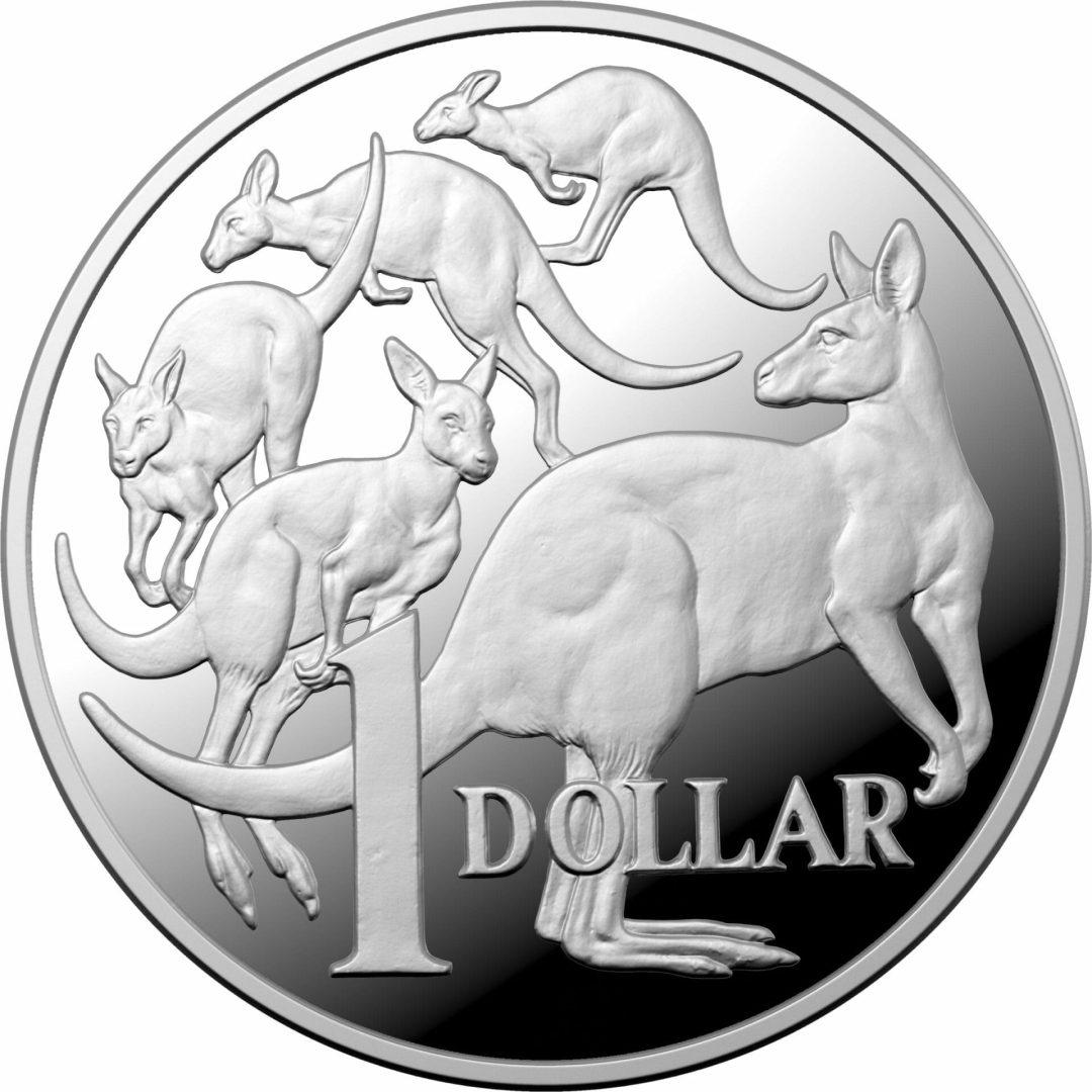 2020 6th Portrait - A New Effigy Era .999 Silver Proof Six Coin Year Set 7