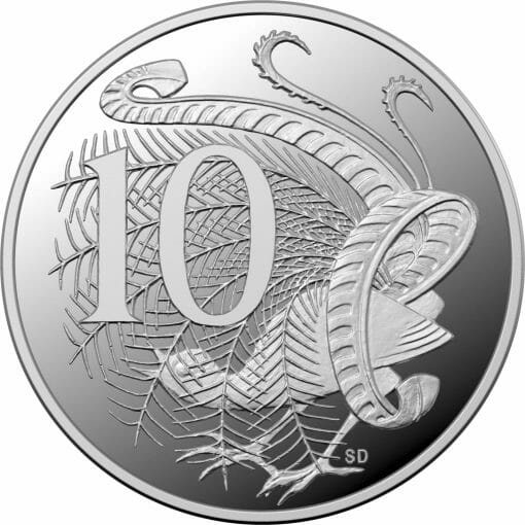 2020 6th Portrait - A New Effigy Era .999 Silver Proof Six Coin Year Set 5