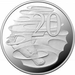 2020 6th Portrait - A New Effigy Era .999 Silver Proof Six Coin Year Set 17