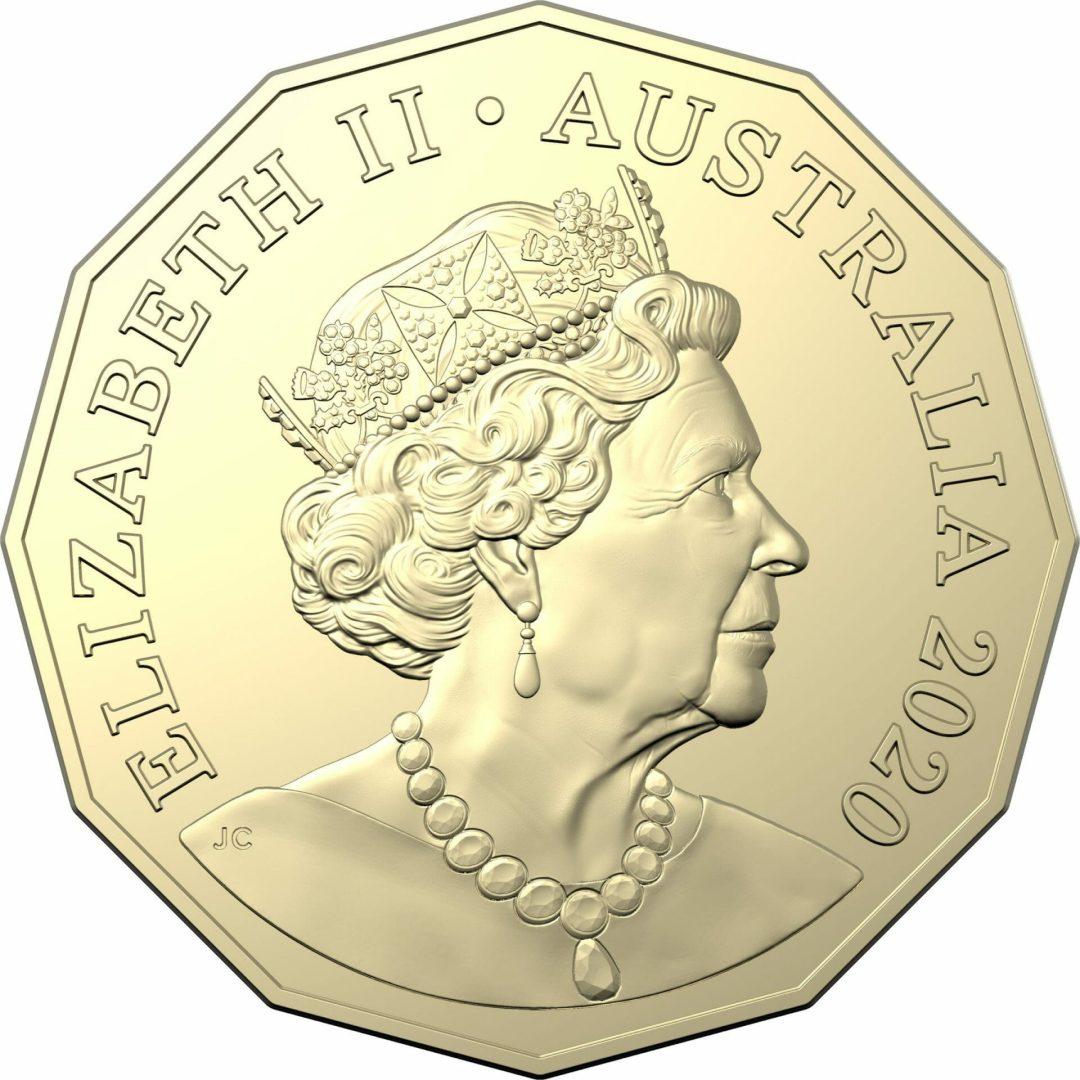 2020 50c Banjo Paterson - Treasured Australian Poetry Uncirculated Three Coin Set - AlBr 10
