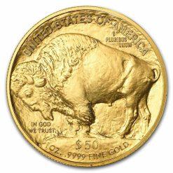 2020 American Buffalo 1oz .9999 Gold Bullion Coin 4