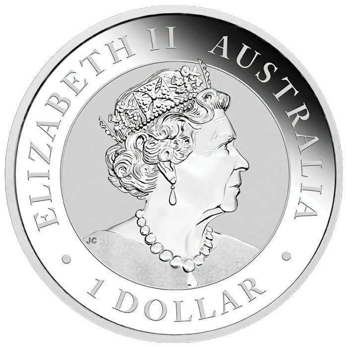 2020 Australian Emu 1oz .9999 Silver Bullion Coin 3