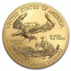 2020 Gold American Eagle 1oz Gold Coin 3