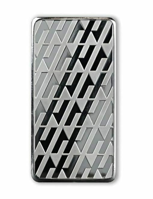 Asahi Refining 10oz .999 Silver Minted Bullion Bar 2