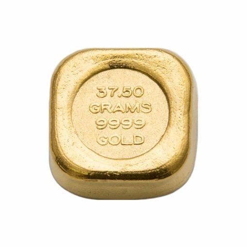 ABC Bullion Luong 37.5g .9999 Gold Cast Bullion Bar 2