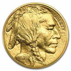 2020 American Buffalo 1oz .9999 Gold Bullion Coin 5