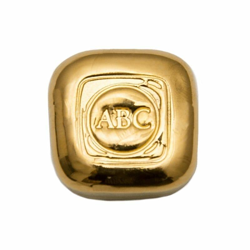 ABC Bullion Luong 37.5g .9999 Gold Cast Bullion Bar 1