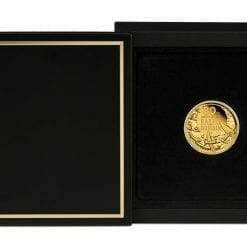 2020 80th Anniversary of The Battle of Britain 1/4oz .9999 Gold Proof Coin 8