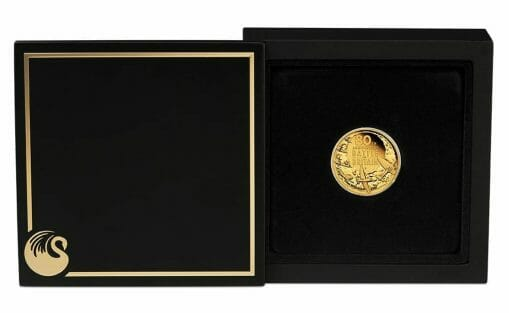 2020 80th Anniversary of The Battle of Britain 1/4oz .9999 Gold Proof Coin 4