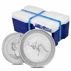 Australian 2020 Kangaroo 1oz Silver