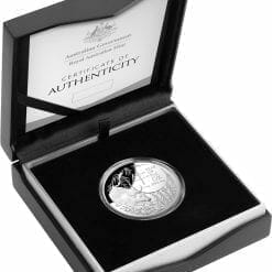 2021 $5 Lunar Year of the Ox 1oz .999 Silver Proof Domed Coin 10