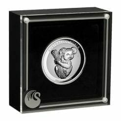 2020 Australian Koala 1oz .9999 Silver Incused High Relief Coin 7