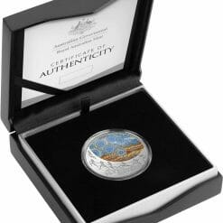 2020 $1 Star Dreaming - Pleiades - The Seven Sisters 1/2oz .999 Coloured Silver Coin 8
