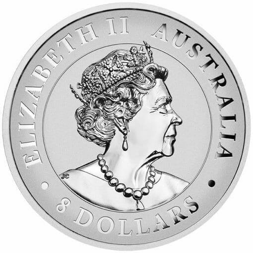2021 Australian Wedge-Tailed Eagle 5oz .9999 Silver Enhanced Reverse Proof High Relief Coin 3