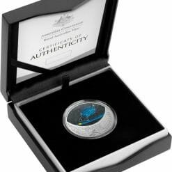 2021 $1 Star Dreaming - Beizam - The Shark in the Stars 1/2oz .999 Coloured Silver Coin 7